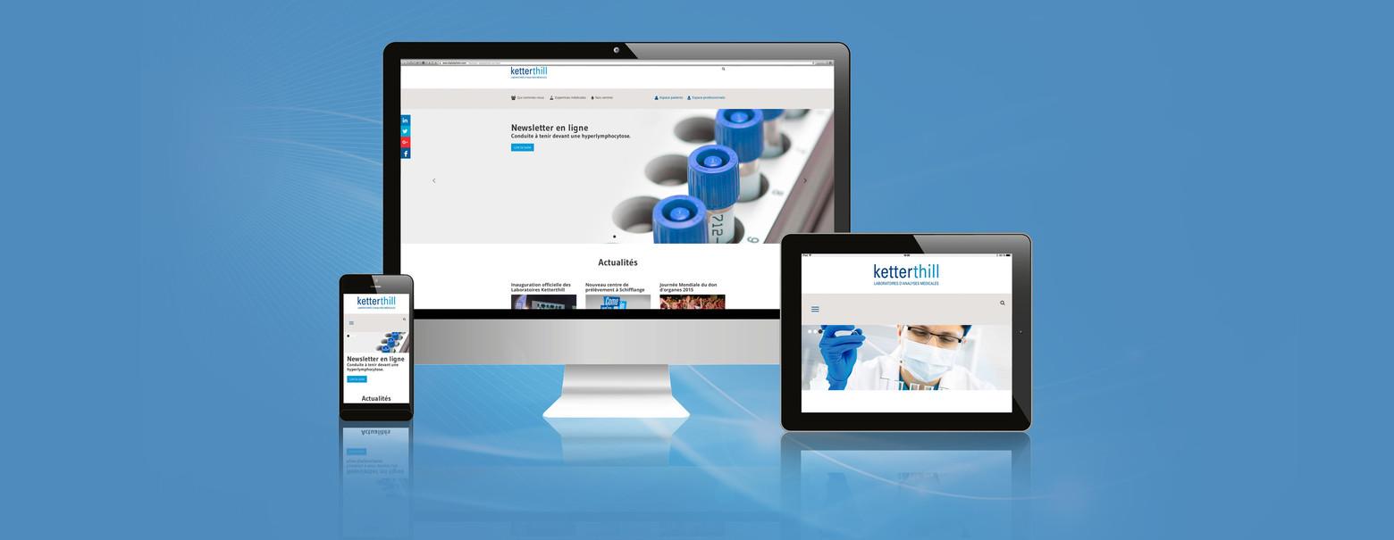 Bienvenue sur le nouveau site internet Ketterthill